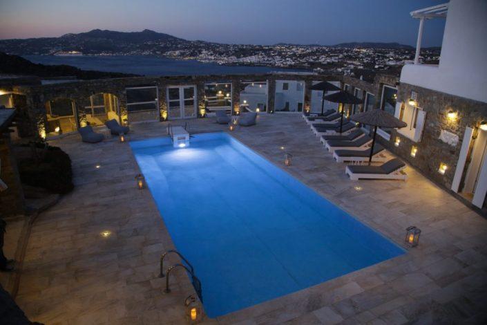 DAMASK projects_Senses villas and suites_Mykonos