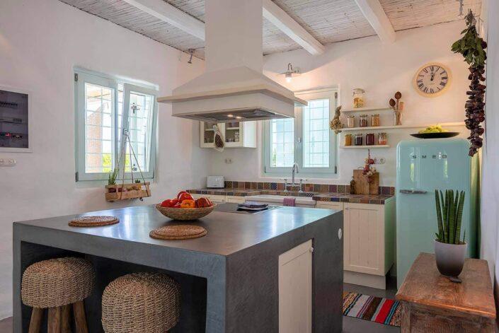 White Pearl Villa Kos_tsimentokonia interior_a_Damask atelier