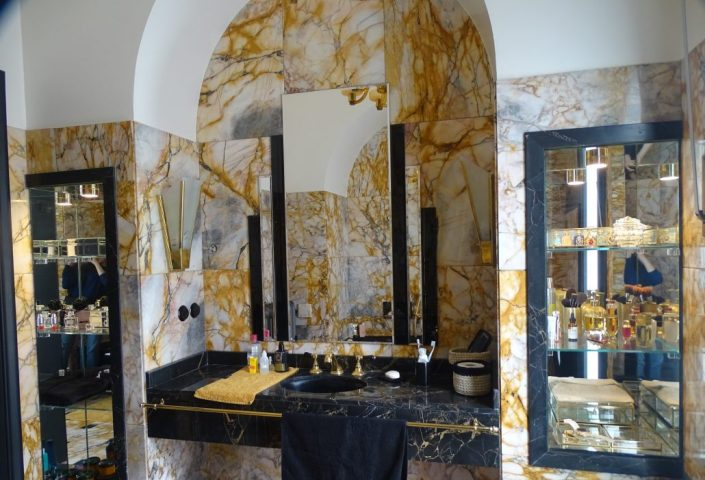 DAMASK materials_bath in residence in Athens