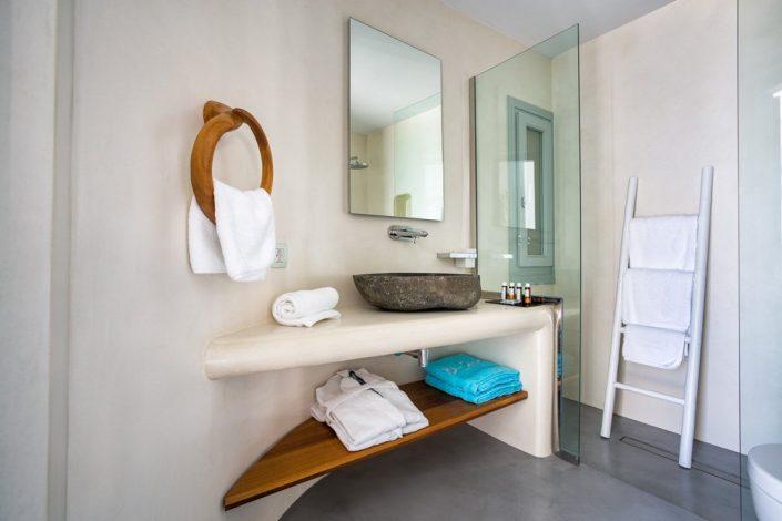 DAMASK materials_Blue Sand Luxury Hotel_Folegandros