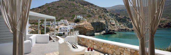 DAMASK materials_Blue Sand Luxury Hotel_Folegandros_view