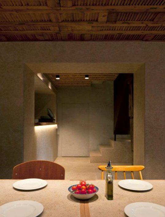 DAMASK materials_Capana restaurant_Athens