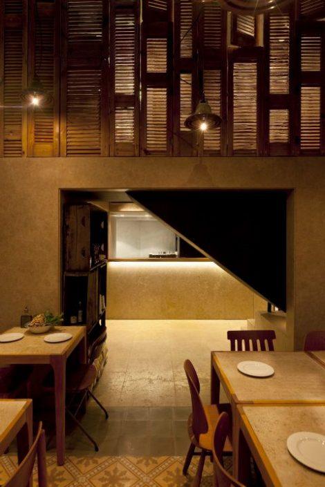 DAMASK projects_Capana restaurant