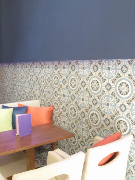 DAMASK_cement_tiles_hubble bubble cafe bar_Athens