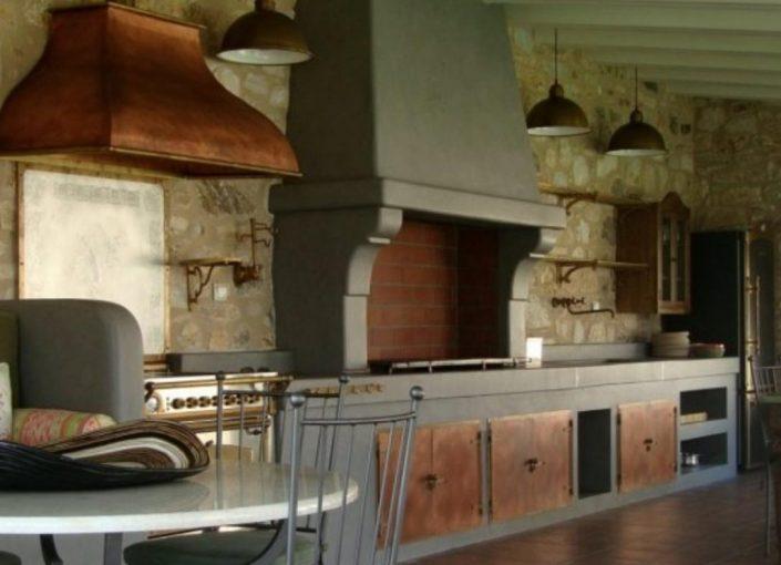 DAMASK_xeiropoiites metallikes kouzines_residence in Kavala
