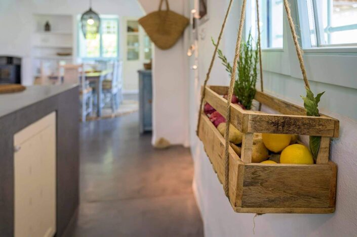 White Pearl Villa Kos_kitchen detail_Damask atelier