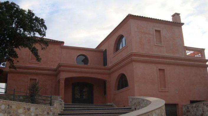 echromoi sovades_Damask on Kavala residence