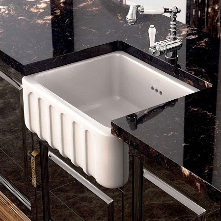 Fireclay sinks-damask