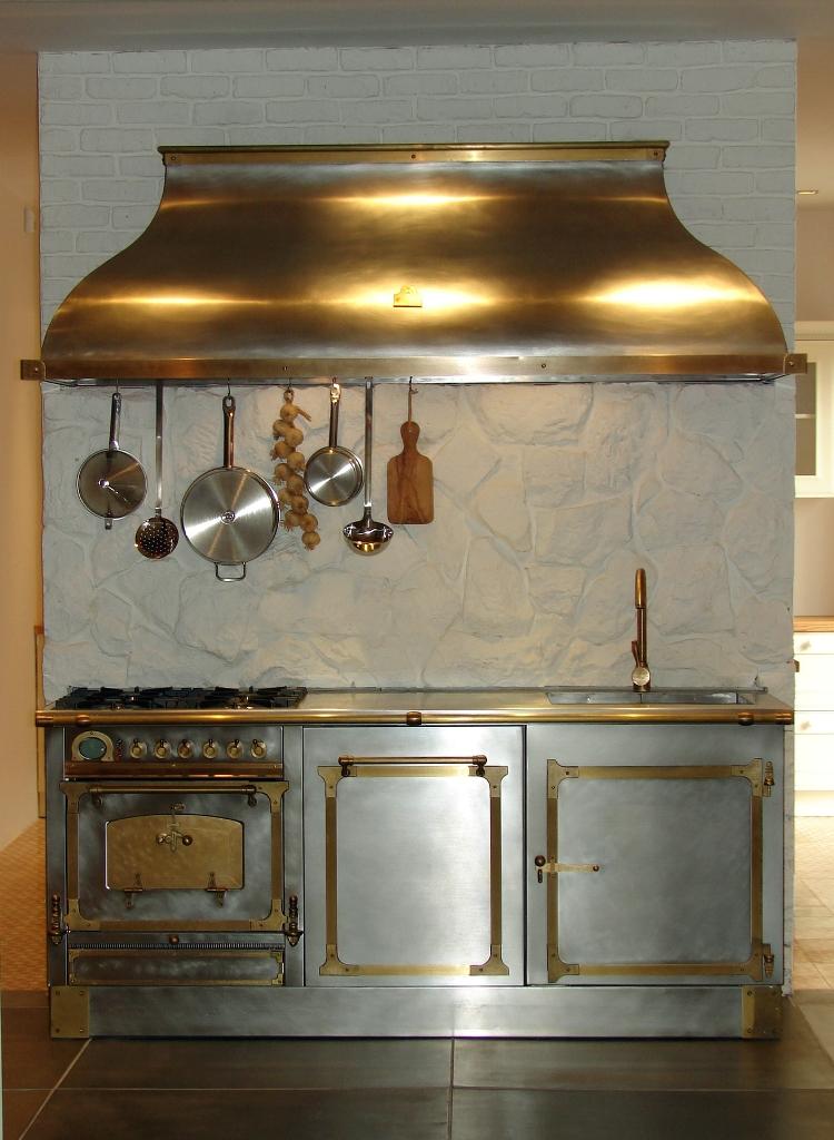 Kitchen-damask