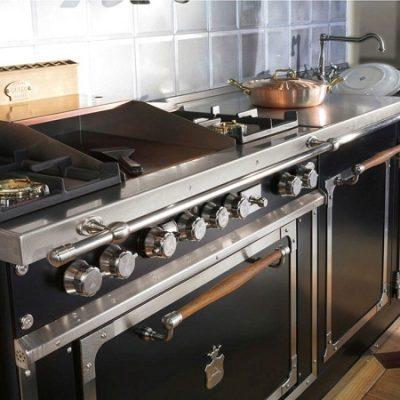 Metallic appliances-damask