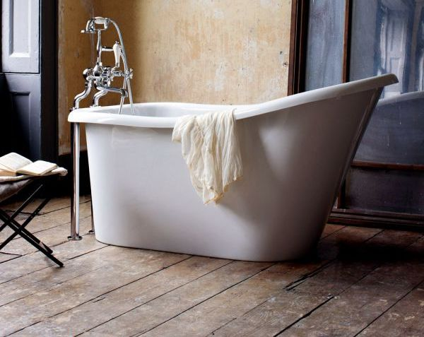 bath-Acrylic bathtubs-damask