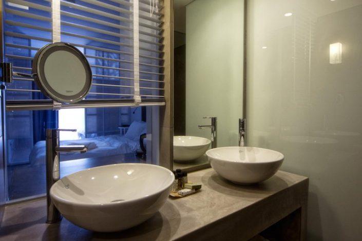 DAMASK projects_ beton cire_Aqua bay hotel_Zakynthos_1