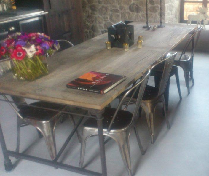 DAMASK_beton cire_Residence in Athe