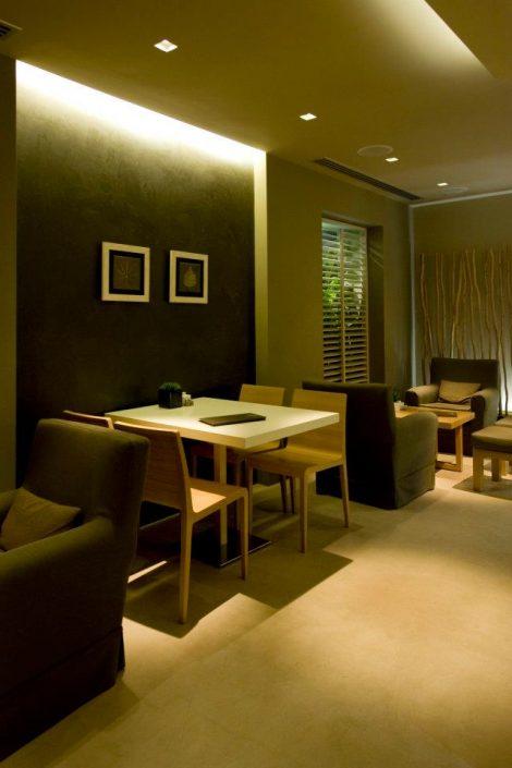 DAMASK_patiti tsimentokonia_echoes bar restaurant_Athens_deco_beton_lime_plaster_echoes