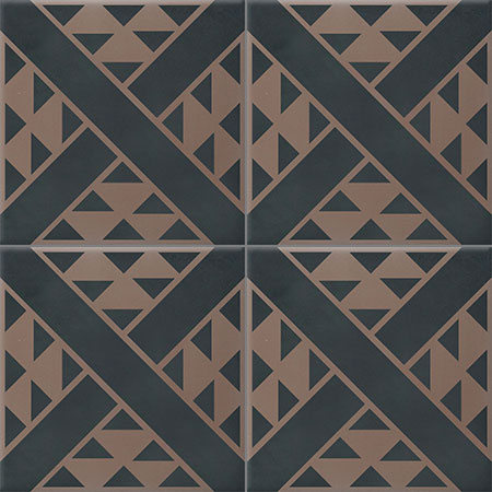 Handmade Cement Tiles Damask