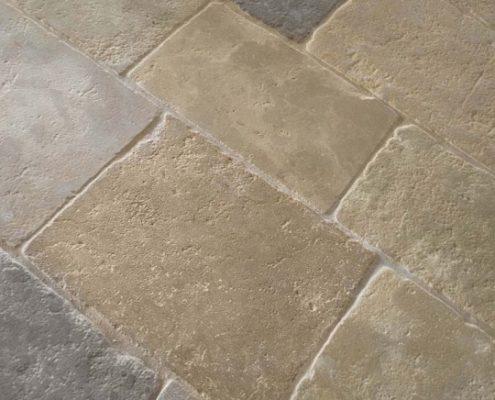 1_Flagstone floors_Petrina dapeda_Petres_Damask