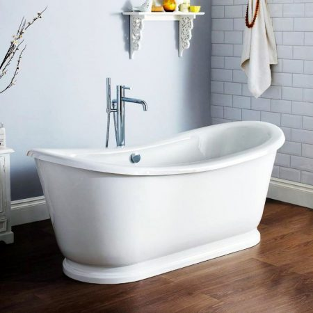 9_acrylic bathtubs_Damask