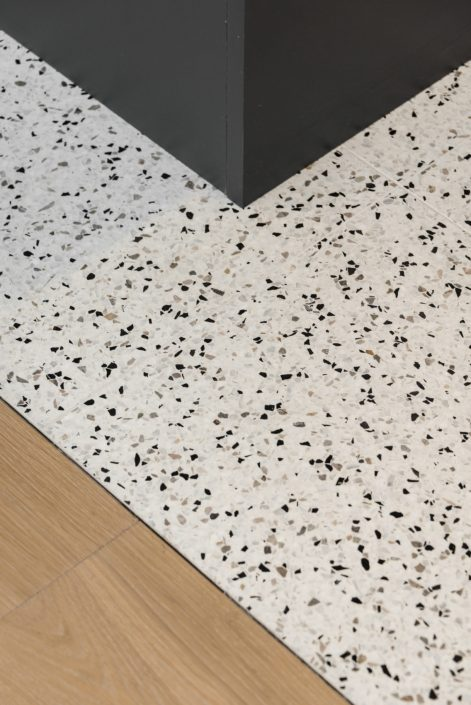 Katoikia Ladadika_Thessaloniki_Terrazzo floors detail_Damask