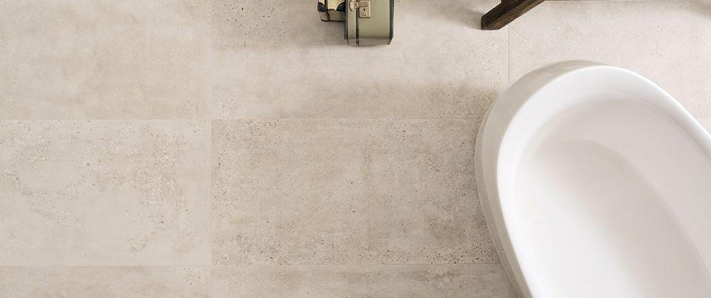 Tile like concrete_gres porcellanato_Damask_2_Ivory