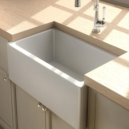 fireclay kitchen sink_Farmhouse_Damask_3b