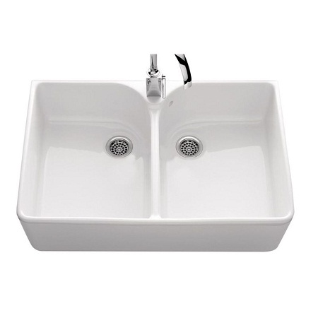 fireclay kitchen sink_Victor bis_Damask_5b