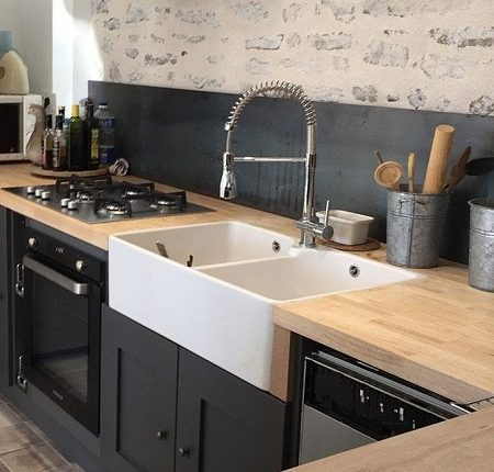 fireclay kitchen sink_Victor bis_Damask_5f