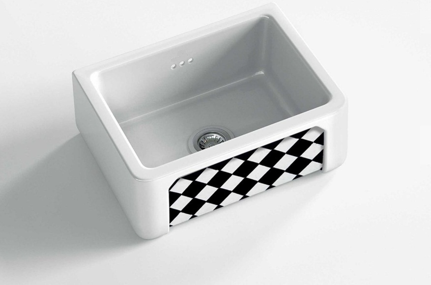 fireclay sink_b & w_Damask_11_small