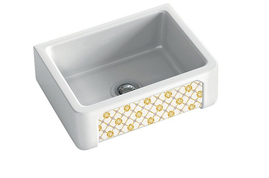 fireclay sinks_Country_Damask_12small