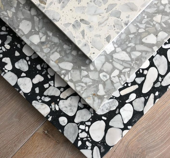 mosaic slabs _Damask 3
