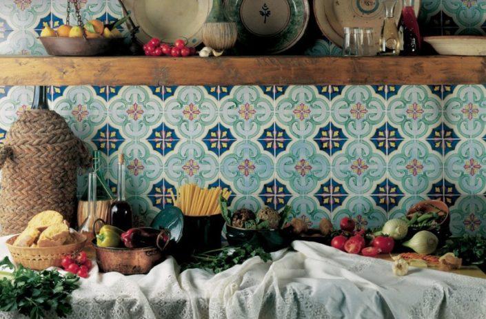 ceramic tiles Majolica by Damask_c