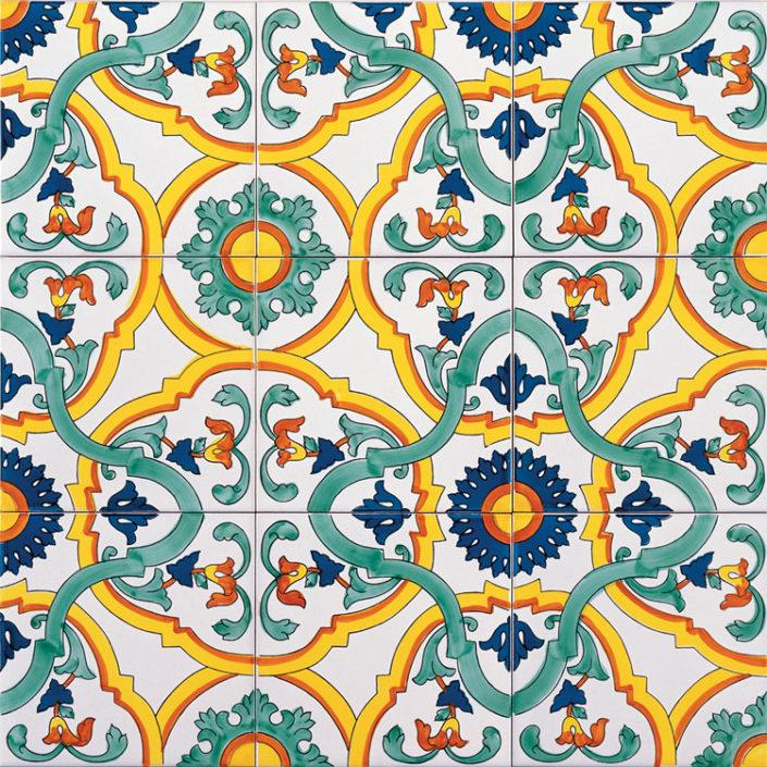 ceramic tiles_Majolica by Damask_3