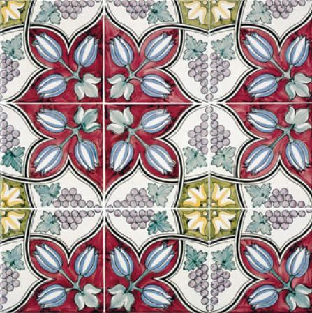 ceramic tiles_Majolica by Damask_6