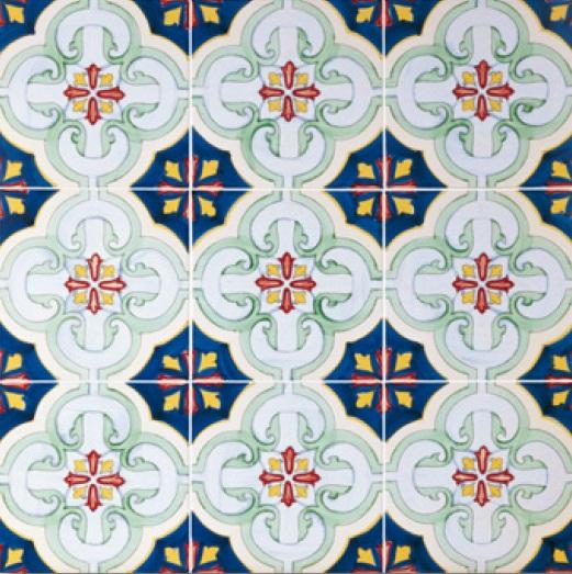 ceramic tiles_Majolica by Damask_8