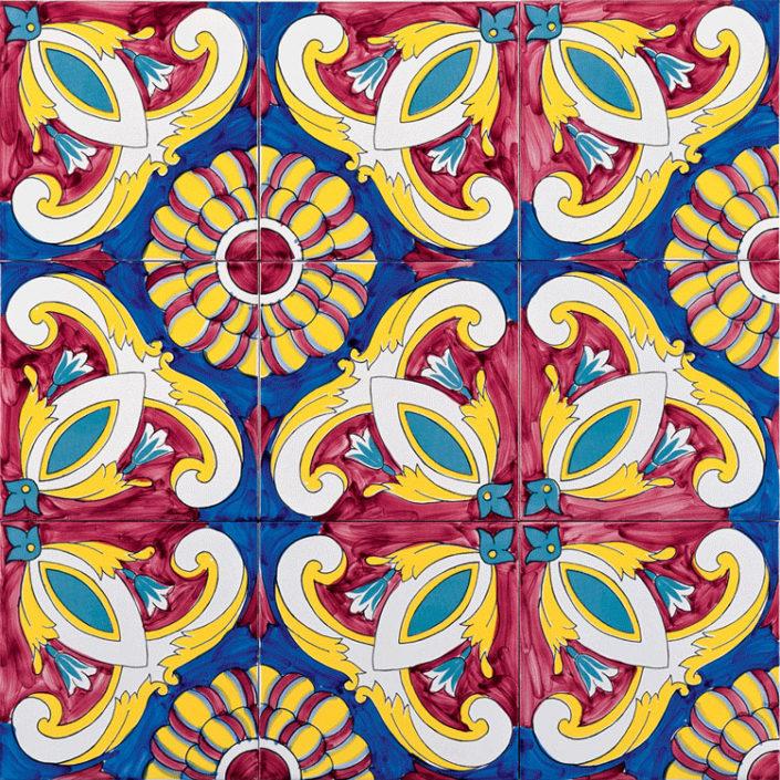 keramika plakakia _Majolica by Damask_widget photo plakakia