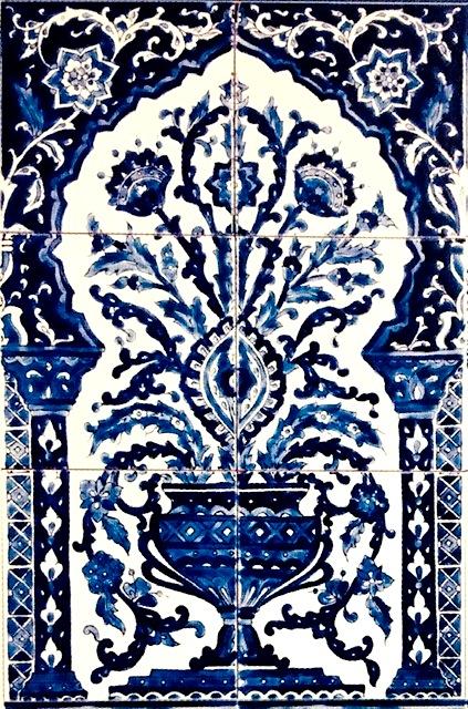 oriental tiles_murals_Damask_16a
