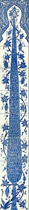 oriental tiles_murals_left_Damask_12_