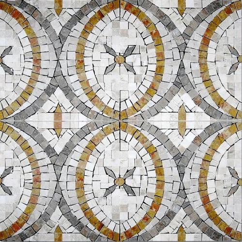 marble mosaics_Damask_1c