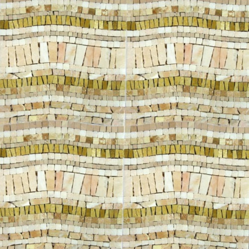 marble mosaics_Damask_1e