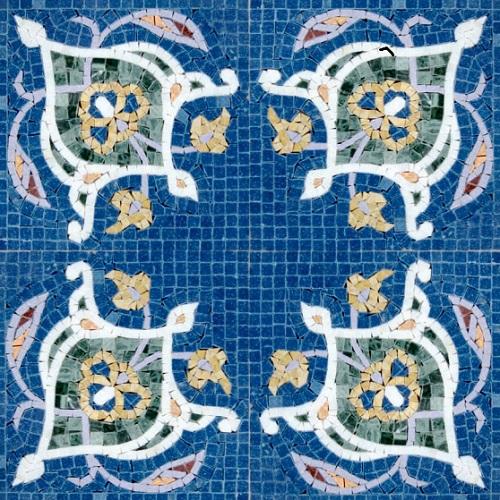 marble mosaics_Damask_1j