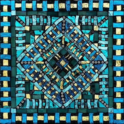 mosaics _bysance_Damask_2d