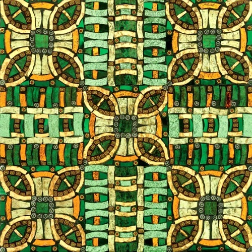 mosaics _bysance_Damask_3a