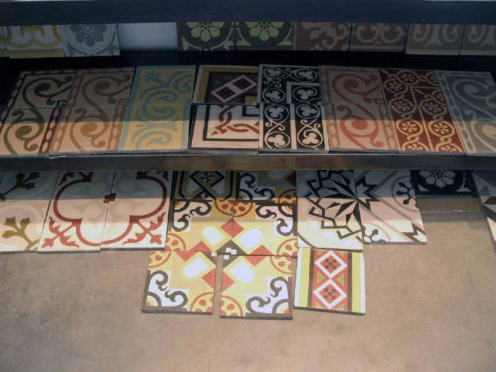 cement tiles Athens