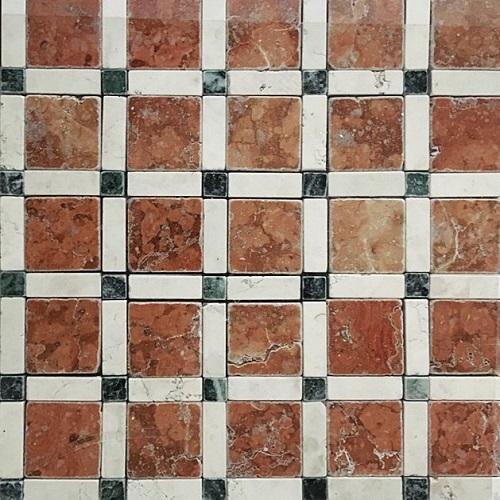 marble mosaics_Damask_1l
