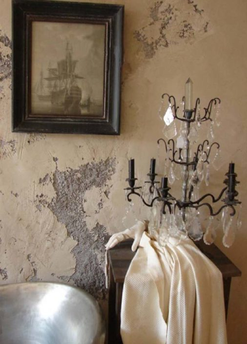 techntropies se toichos Damask