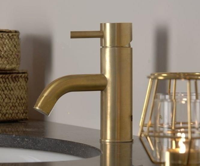 modern bathroom taps by Damask_4_gal_5