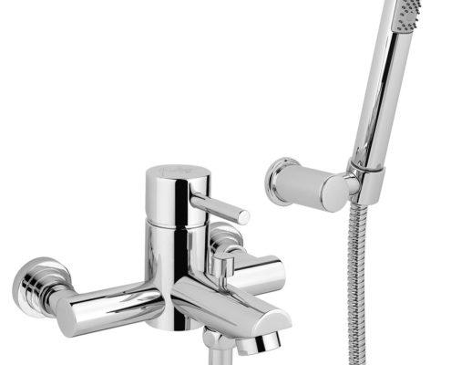 modern bathtub taps_Damask_4D