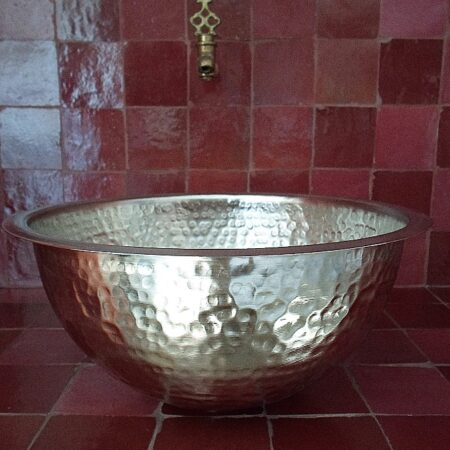 metal washbasins by Damask_widget