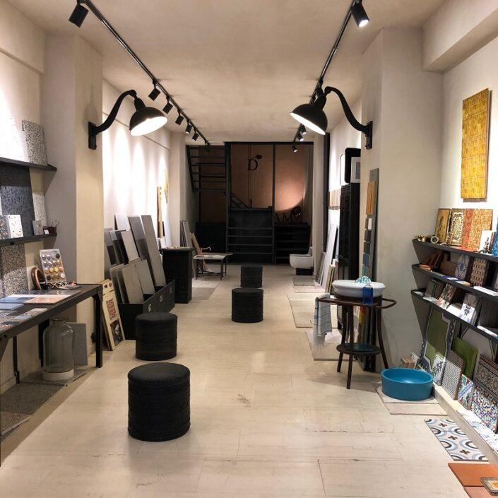 Damask showroom_Thessaloniki