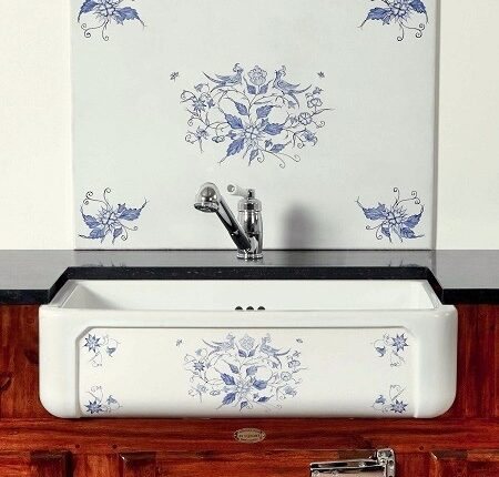 fireclay sink_Delft_Damask_12fp