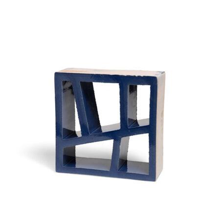 barn ventilation bricks_04_Damask_cobalt azul